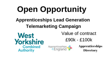 Apprenticeships Lead Generation Telemarketing Campaign