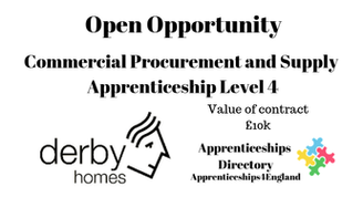 Commercial Procurement and Supply Apprenticeship Level 4