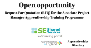 Request For Quotation (RFQ) for the Associate Project Manager Apprenticeship Training Programme
