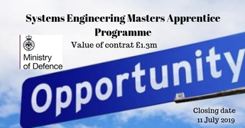 Systems Engineering Masters Apprentice Programme (SEMAP)Ministry Of Defence
