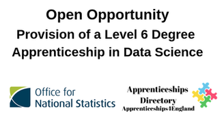 Provision of a Level 6 Degree Apprenticeship in Data Science