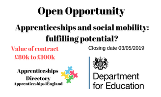 Apprenticeships and social mobility: fulfilling potential?