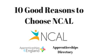 10 Good Reasons to Choose NCAL