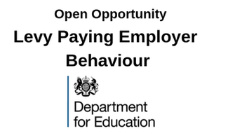 Levy Paying Employer Behaviour (apprenticeships directory)
