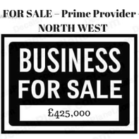 FOR SALE – Prime Provider – NORTH WEST