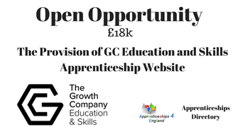 The Provision of GC Education and Skills Apprenticeship Website