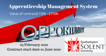 Opportunity: Apprenticeship Management System
