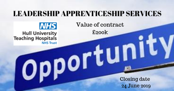 LEADERSHIP APPRENTICESHIP SERVICES
