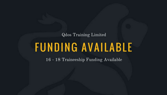 Funding Available:   We have an underspend on our Traineeships up to July 31st 2018