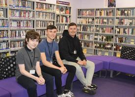 STUDENTS from a Darlington college have withstood fierce competition and various application stages to secure coveted degree apprenticeships.