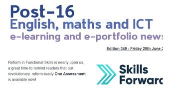 Skills Forward Weekly Newsletter