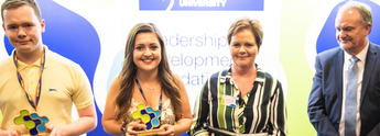 Progress to Excellence Ltd and LJMU unite to celebrate support staff success