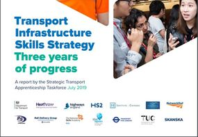 New Report: Transport apprenticeships' BAME representation increases over 50%