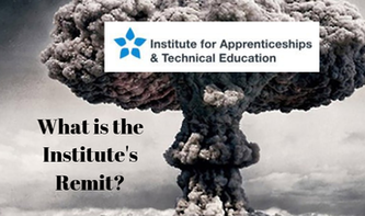 Why is the The Institute hell bent on destroying the Apprenticeships Sector: Latest Funding Bands