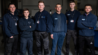Themis Apprentices prove they are among the best in the country at finals of WorldSkills UK
