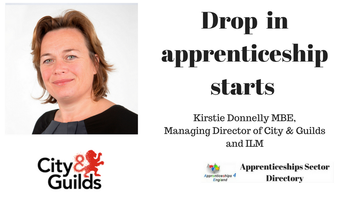 Drop in Apprenticeship Starts