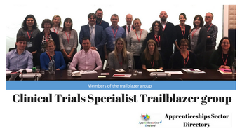 Clinical trials specialists: researchers of the future