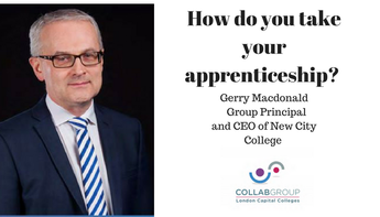 How do you take your apprenticeships?