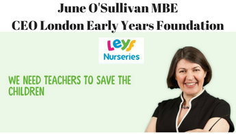 WE NEED TEACHERS TO SAVE THE CHILDREN (Apprenticeships Directory)