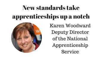 New standards take apprenticeships up a notch