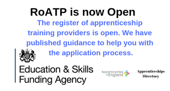 The register of apprenticeship training providers is open. We have published guidance to help you with the application process.