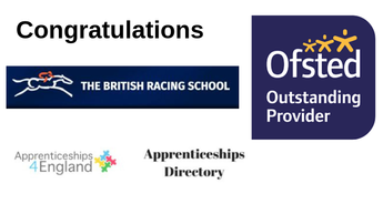 BRS Education: Ofsted Outstanding Congratulations from The Apprenticeships Directory
