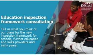 Open consultation  Education inspection framework 2019: inspecting the substance of education