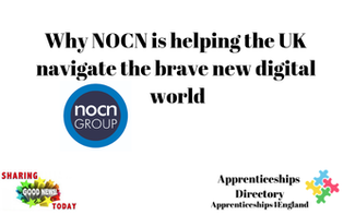 Why NOCN is helping the UK navigate the brave new digital world