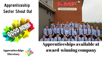 Apprenticeships available at award-winning company
