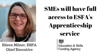 Every apprenticeship employer in England will soon have access to the full benefits of the Education and Skills Funding Agency's (ESFA) award winning apprenticeship service. With the first employers and providers commencing their use from Summer 2019.