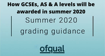 How GCSEs, AS & A levels will be awarded in summer 2020
