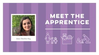 A day in the life of an Early Years Educator Apprentice