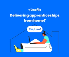 How OneFile supports remote learning