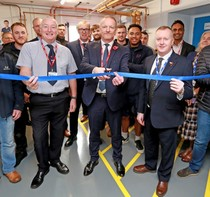 Gas End Point Assessment Area Launched: Steve Willis Training Centres