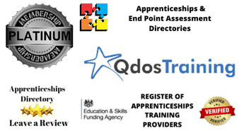 Delighted to Welcome Qdos Training Platinum Member Apprenticeships Directory