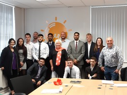 Bradford based Apprentices: The sales professionals of the future
