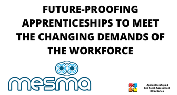 FUTURE-PROOFING APPRENTICESHIPS TO MEET THE CHANGING DEMANDS OF THE WORKFORCE
