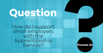 Question of the Day! (apprenticeships directory)