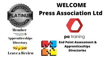 Delighted to welcome PA Training Latest Platinum Member Apprenticeships Directory