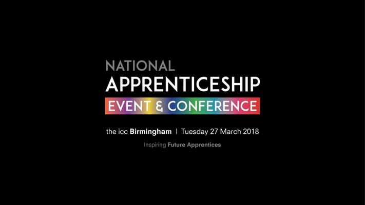 The National Apprenticeship Event & Conference is designed to inspire future apprentices .
