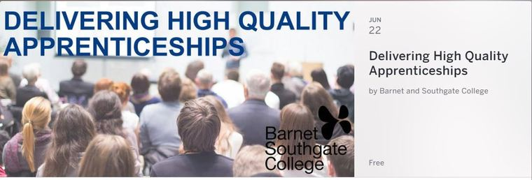 Delivering High Quality Apprenticeships: Barnet and Southgate College