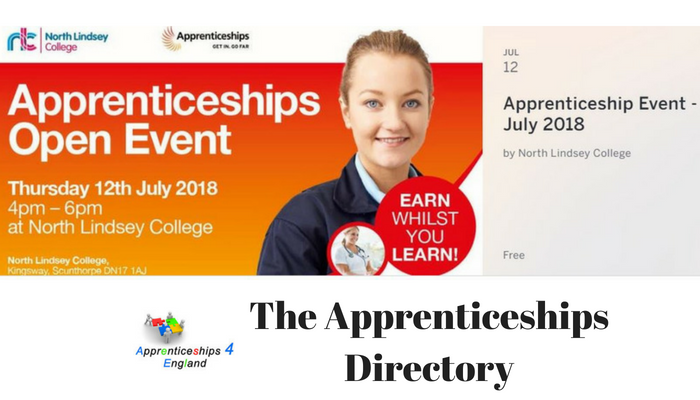 Apprenticeship Event - July 2018