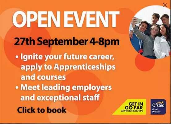 Explore Bournemouth! Speak to staff and students, get careers advice and find out what makes our College such a great place to learn