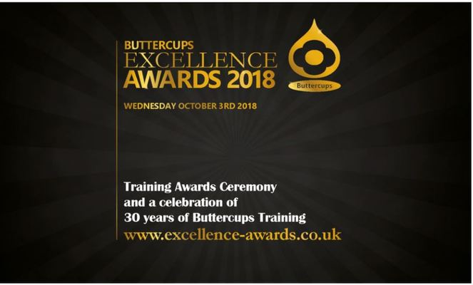 Buttercups Excellence Awards 2013