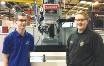 BG Engineering recruits apprentices
