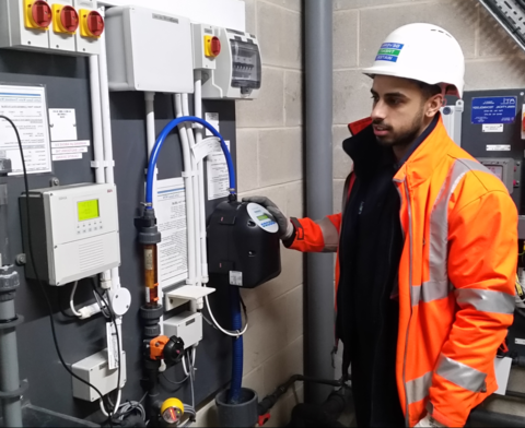 Severn Trent engineer Hareen beats off hundreds to win Apprentice of the Year