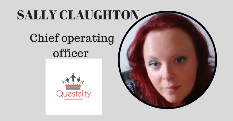 My Apprenticeship Journey with Sally Claughton