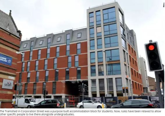 State-of-the-art student accommodation block open its doors to key workers and apprentices  Read more at: https://www.lep.co.uk/news/education/state-of-the-art-student-accommodation-block-open-its-doors-to-key-workers-and-apprentices-1-9008985