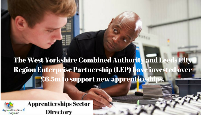 LEP FUNDS NEARLY 4,000 NEW APPRENTICESHIPS IN LOCAL SMES