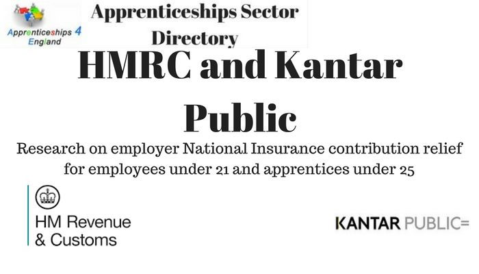 Research on employer National Insurance contribution relief for employees under 21 and apprentices under 25